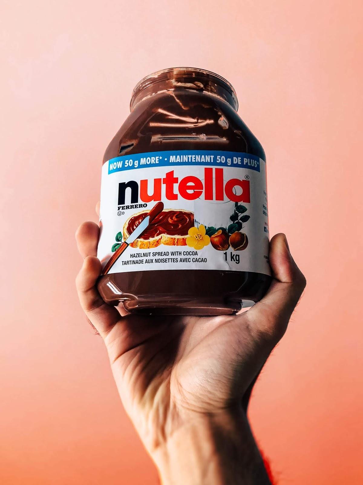 Nutella Procura Provadores e Oferece Salário e Casa em Itália