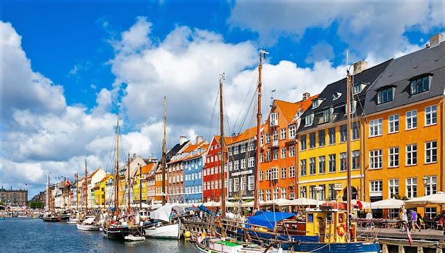 Denmark buildings