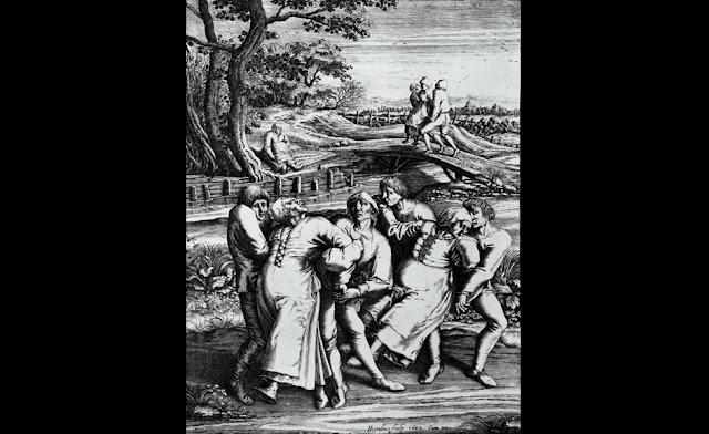 dance plague