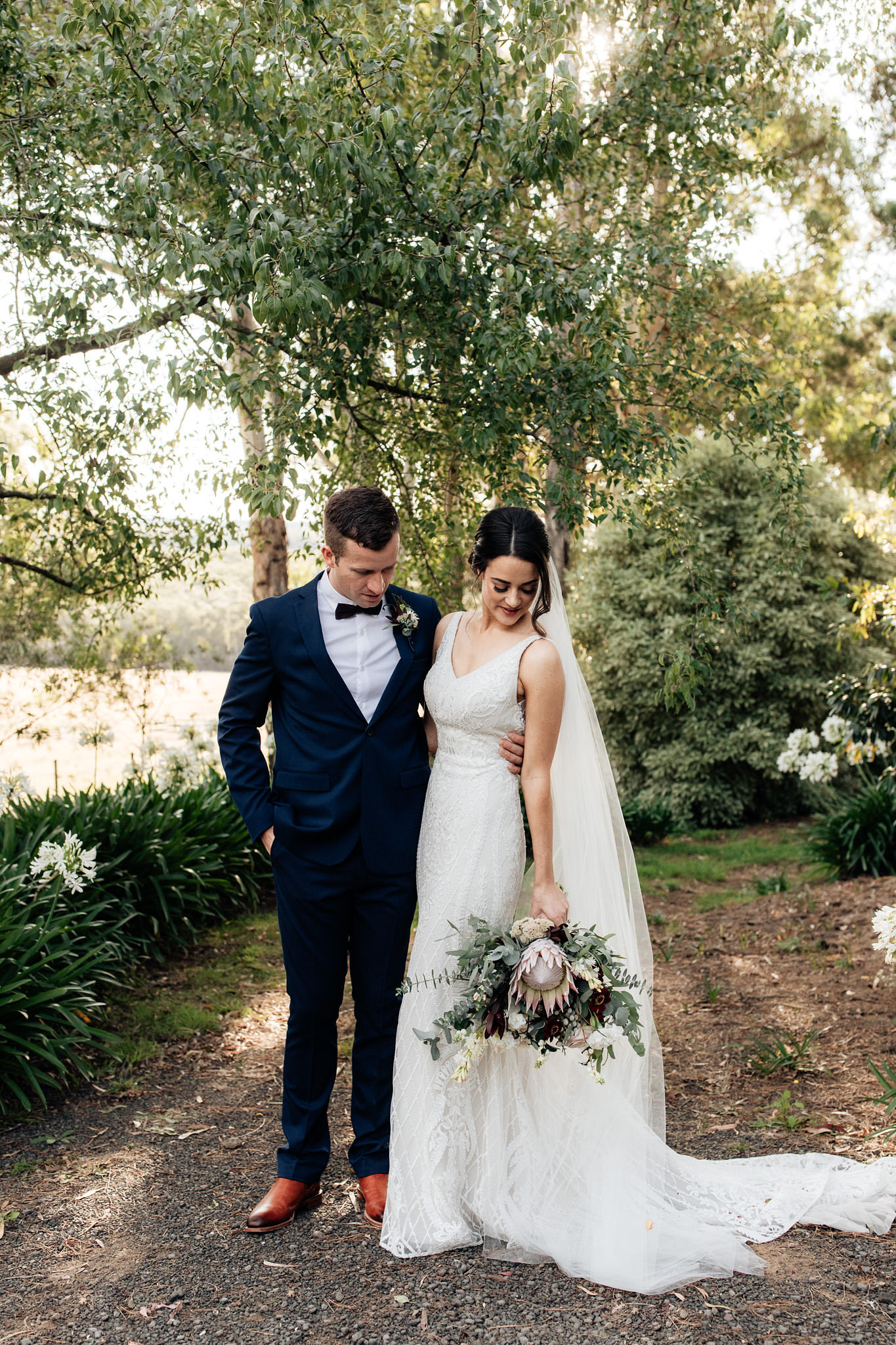 LOVE: EMMA + ISAAC   MOUNT MACEDON WINERY WEDDING WOODEND VIC
