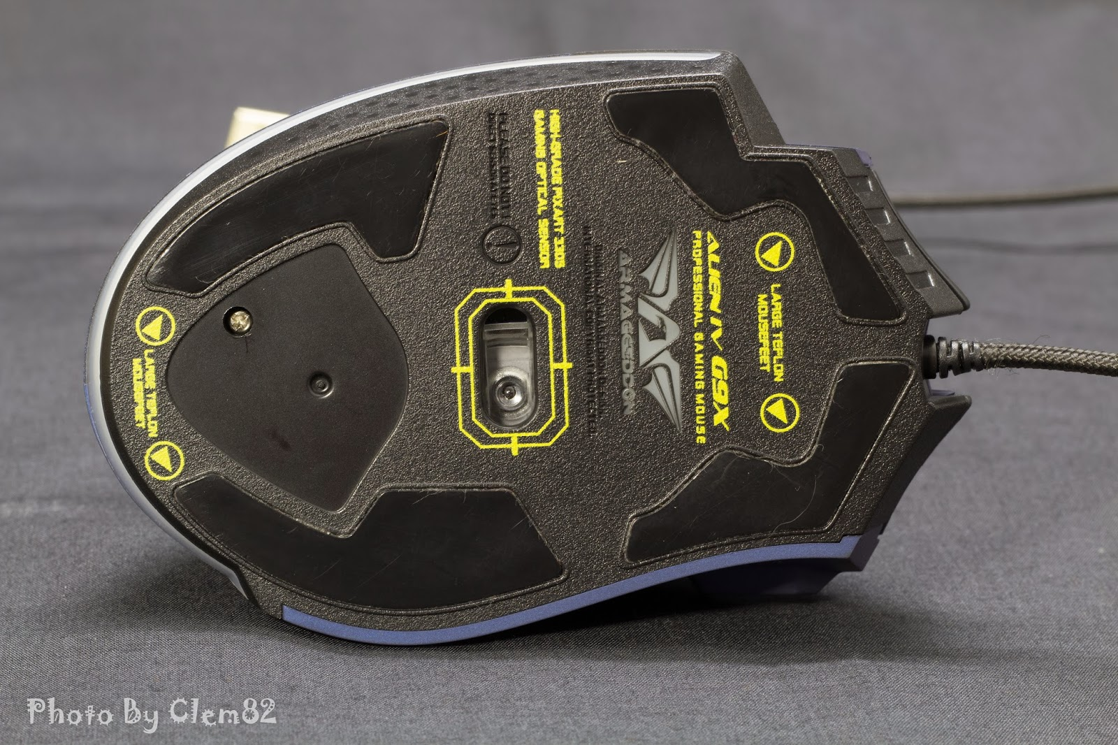 First Look & Review - Armaggeddon Alien IV G9X Optical Gaming Mouse 33