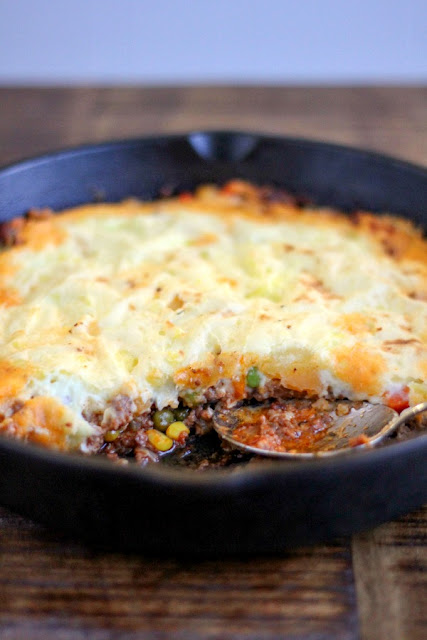Shepherd's Pie | The Chef Next Door