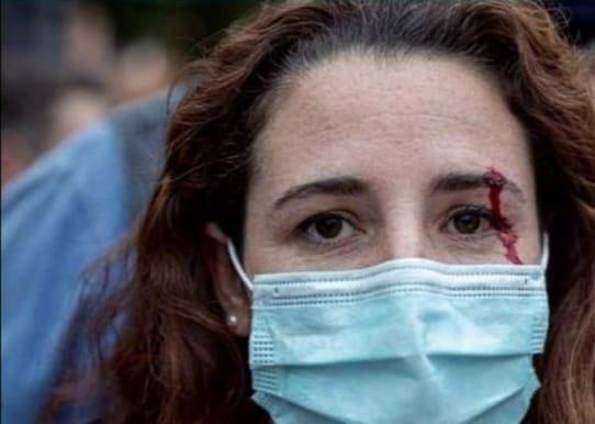 Queda archivada la denuncia de Vox por la supuesta agresión a Rocio de Meer en el mitin de Sestao