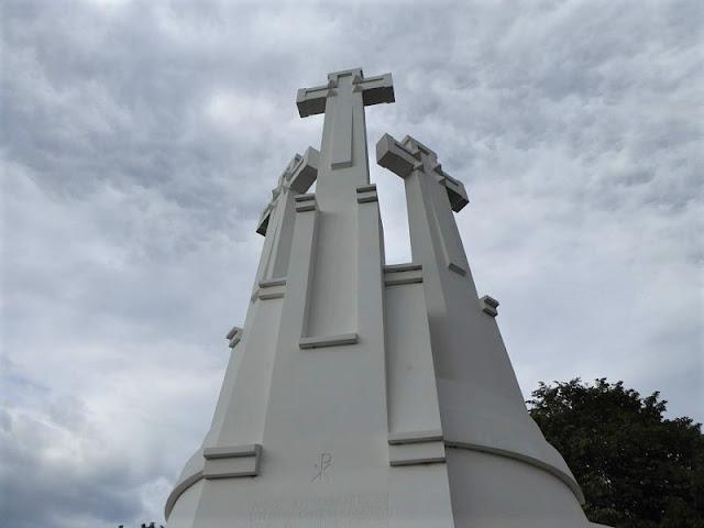 monumento tre croci a vilnius