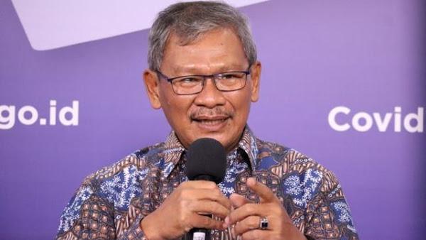Tidak lama setelah mengeluarkan statement ini, Achmad Yurianto dicopot jabatannya...