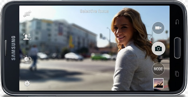 Kamera jernih Samsung Galaxy S5