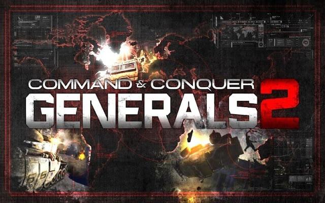 مود Generals 2 للعبة الجنرال زيرو