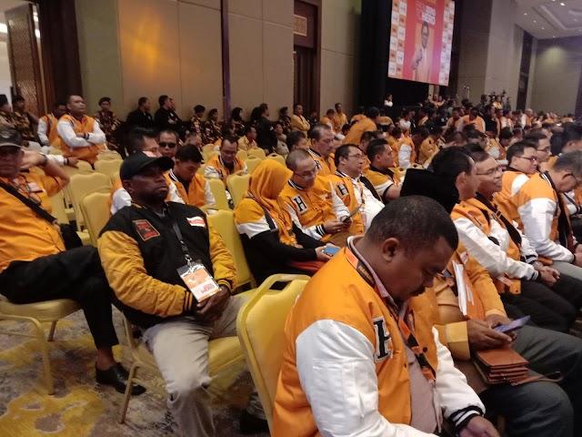 Munas ke III partai Hanura untuk kejayaan 2020-2024