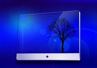 Blaues Licht der Led-Lampen und Bildschirme können krank machen, und das Leben verkürzen