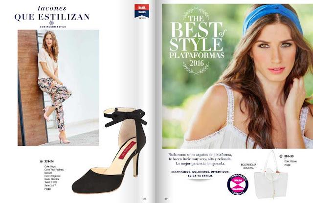 Castalia catalogo de zapatos   temporada PV 2020