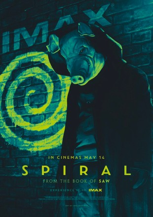 Spiral: From the Book of Saw 2021 BRRip 720p Dual Audio