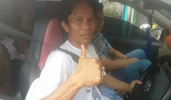 Pemudik asal Bengkulu Arifin : Saya Terlayani dengan Adanya Petugas Kepolisian yang Berjaga
