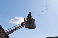la befana dei pompieri
