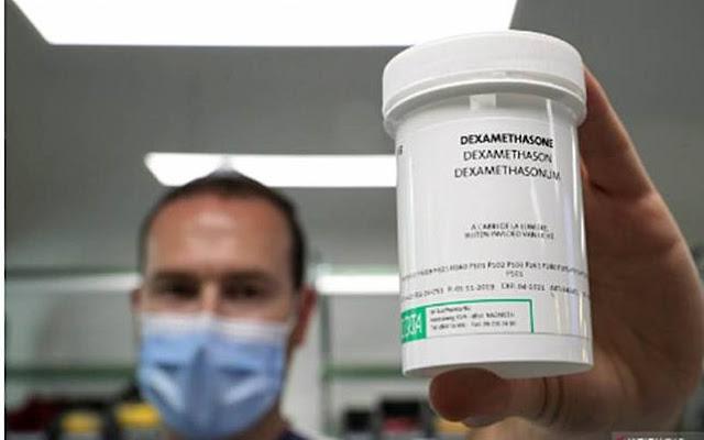 Dexamethasone, 'Obat Warung' yang Disebut Ampuh Sembuhkan Covid-19, Sebenarnya Obat Apa?