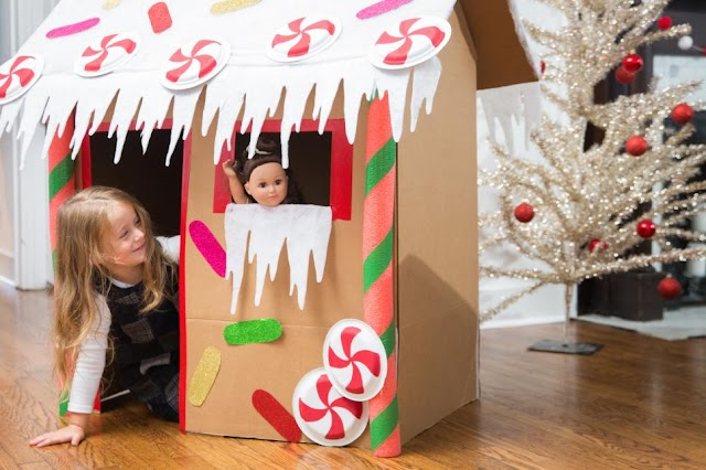 Fun Christmas projects for both you & your kids