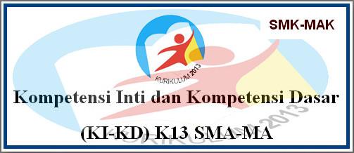 KI-KD K2013 SMA-MA-SMK-MAK Terbaru