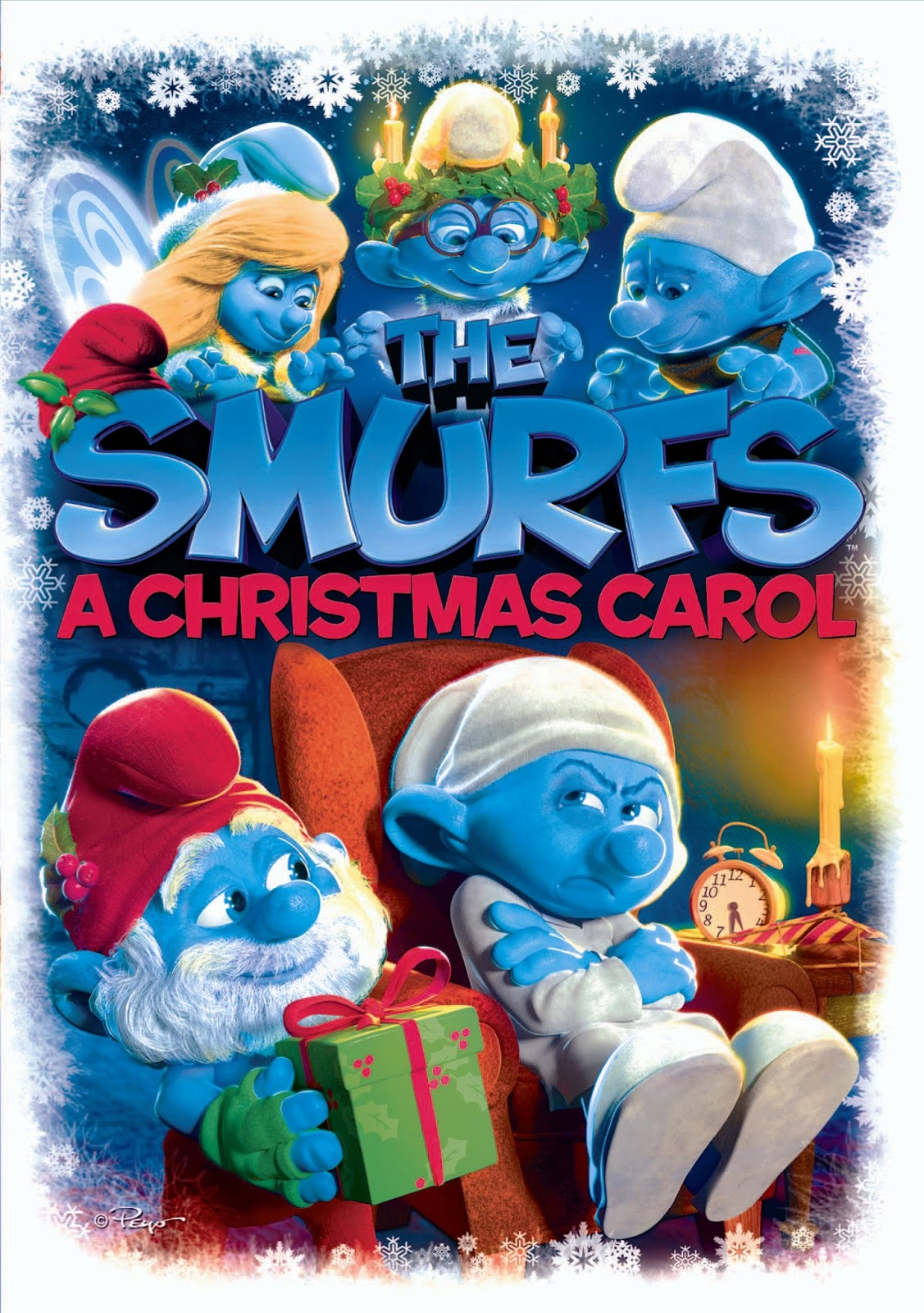 The Smurfs: A Christmas Carol (2011) ταινιες online seires oipeirates greek subs