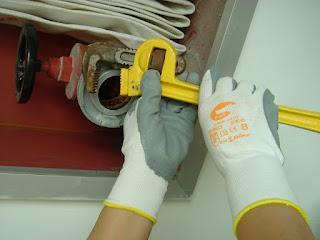 Reparación de tuberías