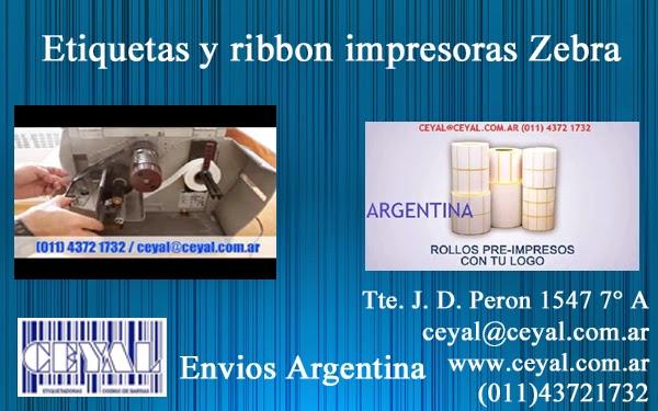 soluciones de etiquetado de alimentos Buenos Aires Arg