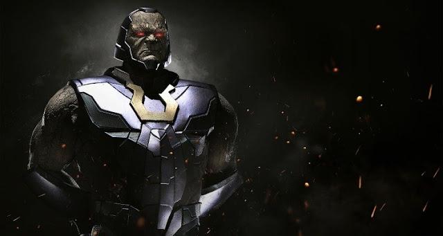 تعرف على شخصية Darkseid فى لعبة Injustice 2