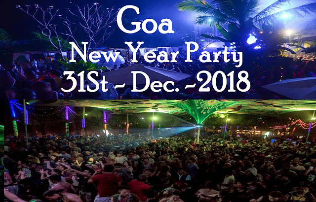 Party in Goa