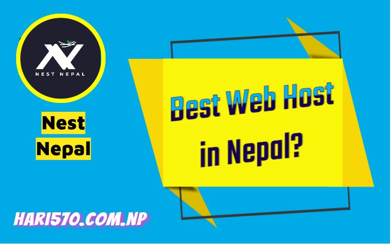 Nest Nepal Review: Best Web Host in Nepal?