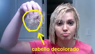 decoloracion
