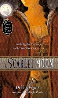 Scarlet Moon - Debbie Viguié