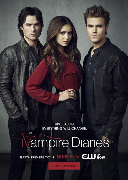 Nhật Ký Ma Cà Rồng 8 - The Vampire Diaries 8