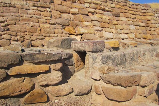 Dholavira UNESCO Sanitation system