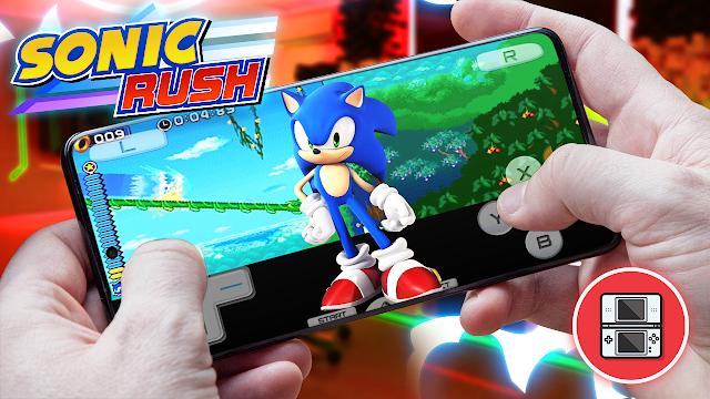 Sonic Rush Para Teléfonos Android