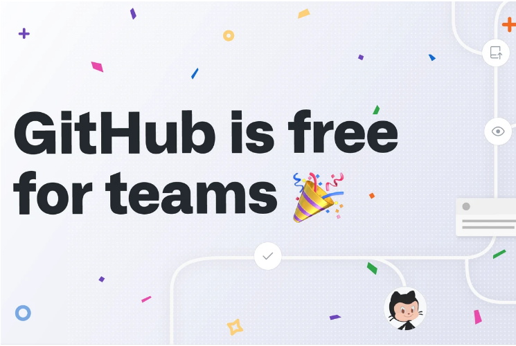 All of the Core GitHub Features are now Free for Everyone