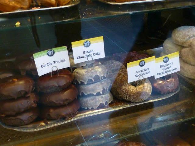 donuts de Top Pot Seattle