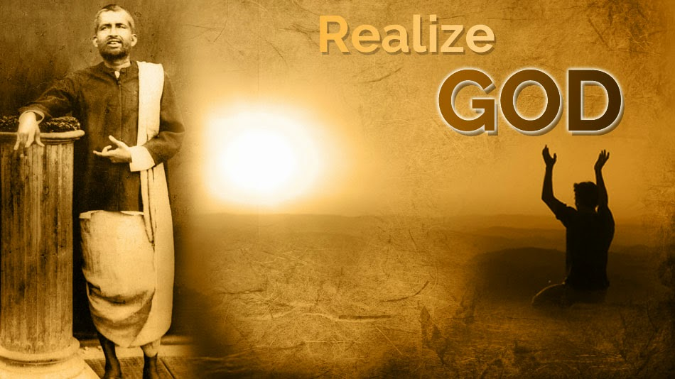 2 Best Spiritual Practices to Realize God by Sri Ramakrishna Paramahamsa - Turnspiritual.in, Turn Spiritual