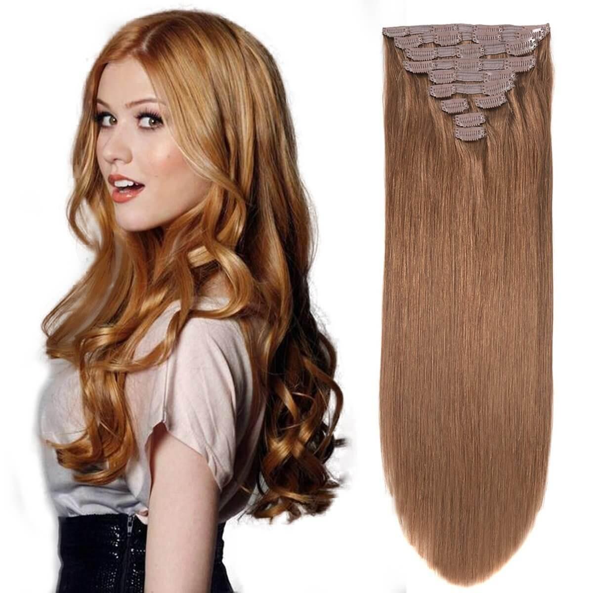 Clip In Hair Extensions By Bhf Hair Venoma Fashion Freak