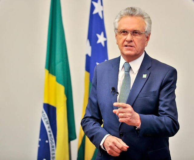 Para fortalecer crescimento industrial, Caiado lança novo programa de incentivos fiscais