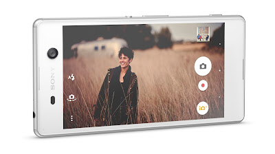 Sony Xperia M5 White Front