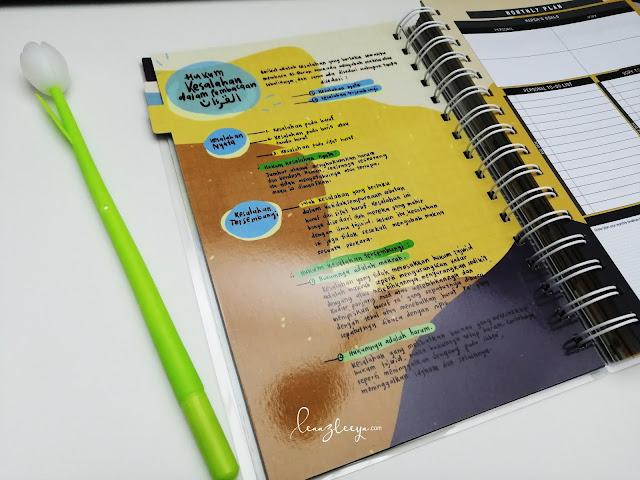 Planner 2021 Pilihan Aku Planner By Aqisbi