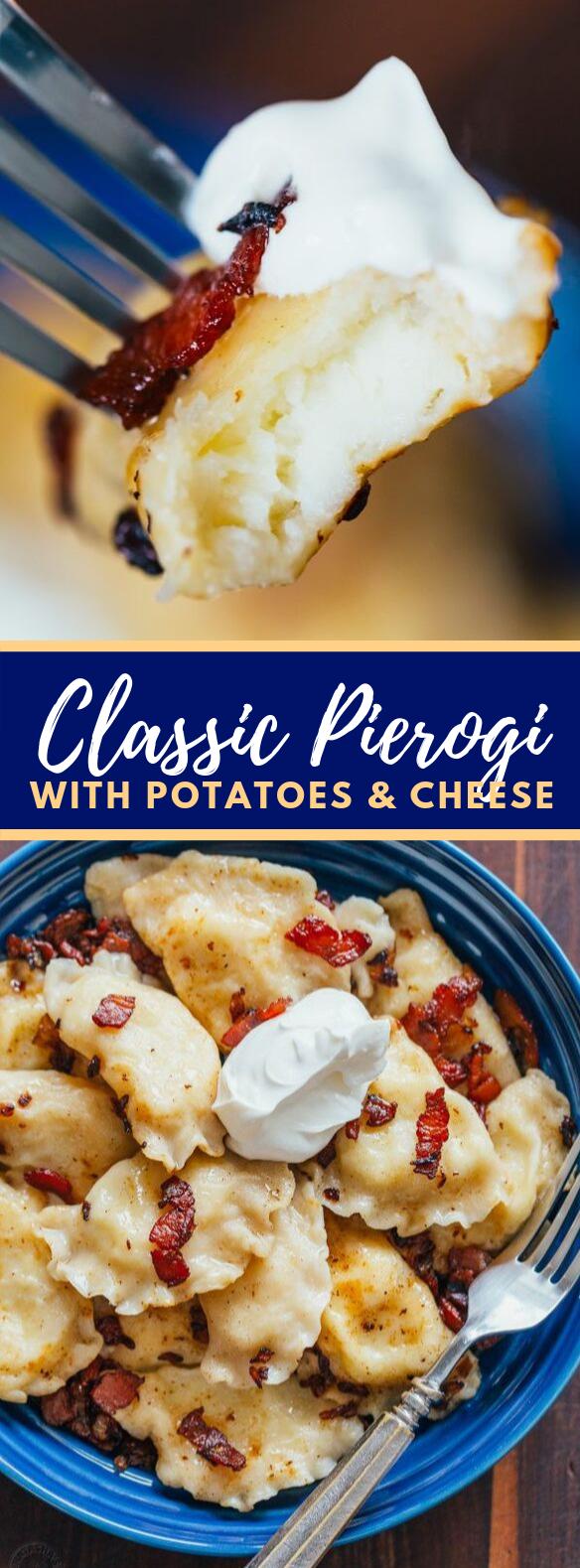 Pierogi Recipe #dinner #comfortfood