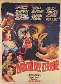 El barón del terror 1962 Chano Urueta