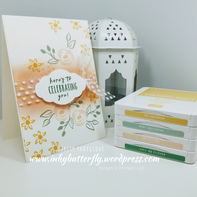 Perennial Birthday Stampin Up