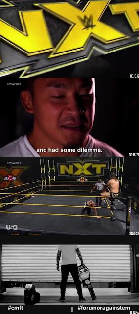 WWE NXT HDTV 480p 30th Sep 2020 300MB || 7starHD