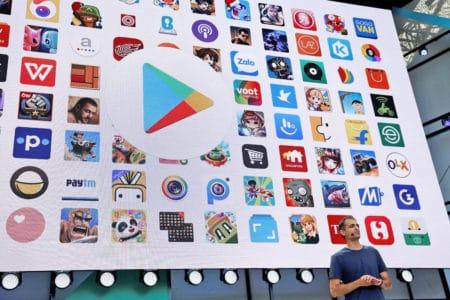 جوجل تحذف 85 تطبيق من متجرها كلها ضارة