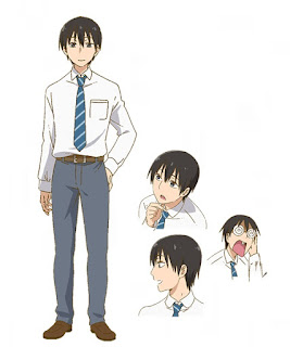 ทาคิยะ มาโคโตะ (Takiya Makoto) @ Miss Kobayashi's Dragon Maid: Kobayashi-san Chi no Maid Dragon คุณโคบายาชิกับเมดมังกร