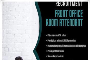 Lowongan Kerja Bandung Front Office Room Attendant Hotel