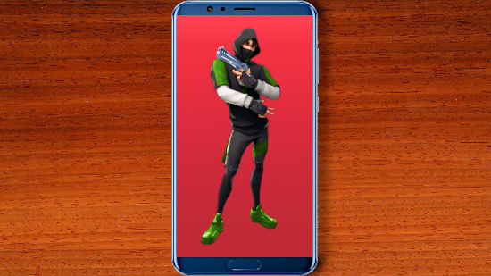Fortnite Battle Royale - Ironik - FHD pour Mobile