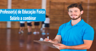Professor(a) de Educação Física