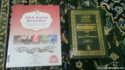Salah Satu Koleksi Perpustakaan Masjidil Haram Berbahasa Indonesia