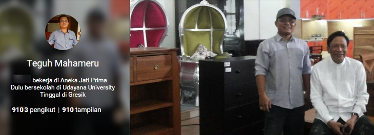 Berita Expo Furniture Murah Aneka Jati Prima Exoteak Di