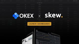 OKEx تضيف 10 مخططات جديدة إلى لوحة التحكم skewAnalytics الخاصة بها